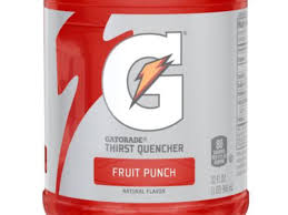 gatorade nutrition facts eat this much