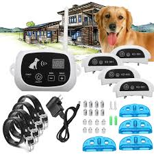 500m Wireless Pet 3 Dog Fence Electric Training Containment System Buy Sell Online Best Prices In Srilanka Daraz Lk