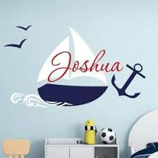 Personalized Name Wall Decals Boy Girl Children Custom Name Stickers Tiptophomedecor