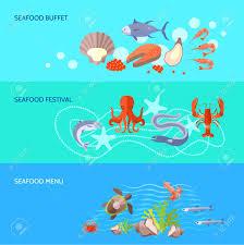 Seafood Buffet Festival Menu ...