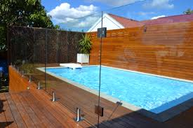 Frameless Pool Fence Perth Fencing Centre Perth Preum Fencing Specialist