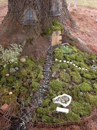 try this make a fairy garden with