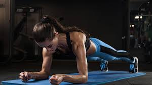 gym guide for beginners from planks to