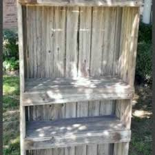 Garden Shelf From Old Fencing Shelving Tip Junkie