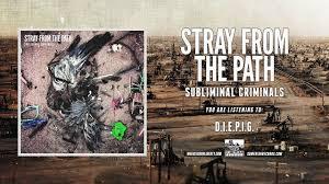 STRAY FROM THE PATH - D.I.E.P.I.G. - YouTube