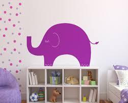 Elephant Vinyl Wall Decal Size X Large Elephant Wall Etsy