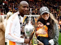 Football star Benik Afobe left heartbroken as daughter, 2, dies - Metro  Newspaper UK