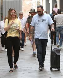 Julia Stiles and her husband Preston J. Cook - Spotted in Venice -02 |  GotCeleb