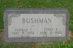 Ethel Priscilla Butler Bushman (1896-1962) - Find A Grave Memorial