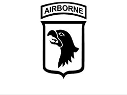 Amazon Com 101st Airborne Patch Vinyl Decal Car Window Bumper Sticker Tab 101 Army Infantry 5 Inch Dye Cut Decal Sticker For Bumpers Windows Cars Laptops Etc Automotive