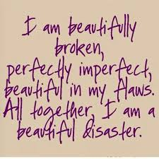 beautiful disaster imperfection quotes beautiful disaster