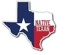Native Texas Texan State Flag Vinyl Decal Bumper Sticker Truck Car Window 3m Ebay