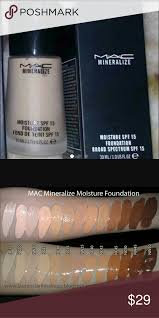 mac nc30 mineralize liquid foundation