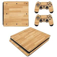 Skin Nit Decal Skin For Ps4 Slim Wood Buy Online In South Africa Takealot Com
