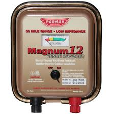 Parmak Fence Charger Magnum 12 48 Km Range 12 V Rona
