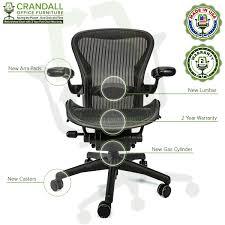 refurbished herman miller aeron chairs