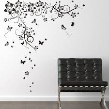 Leaf Vine Wall Decals Wayfair