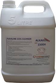 aircon coil cleaner alkaline base