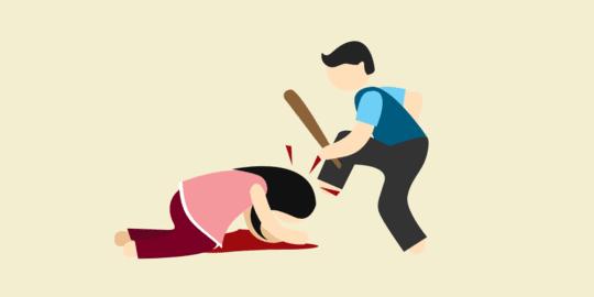 Gila! Saat Nyawa Istri Tidak Lagi Berharga, Hal Sepele Bisa Jadi Alasan