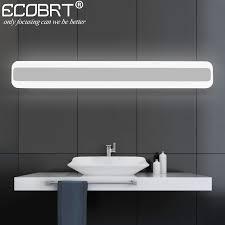 mirror lights led bathroom mirror