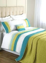 teal bed spread livecube club