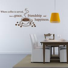 Coffee Is Served Wall Decal Style And Apply