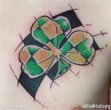 Tatuaz Koniczyny 100 Pieknych Pomyslow Na Zdjeciu Szkice Znaczenie