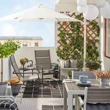 Arredo giardino balcone IKEA Catalogo Estate 2020