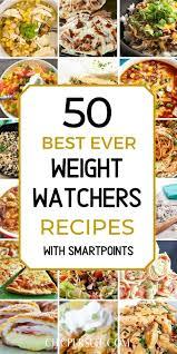 best weight watchers meals with smartpoints