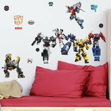 Wall Decals Removable Wall Stickers Tagged Transformers Roommates Decor