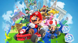 Mario Kart Tour is out now on Android