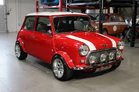 Used 1960 MINI COOPER S For Sale ($14,995) | San Francisco Sports Cars  Stock #P202031