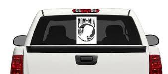 Pow Mia Sticker Etsy