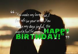 best sweet birthday wishes for boyfriend images quotes