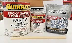 quikrete garage floor coating kit