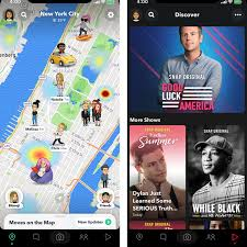 Snapchat is testing a big new redesign ...