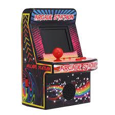 Máy chơi game 220 trò Hàng Hot ( MINI ARCADE GAMES )