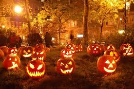 fall pumpkin desktop wallpaper