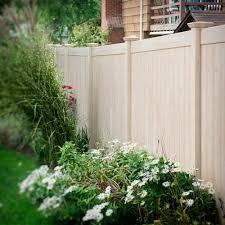 Vinyl Fence Installation Cost