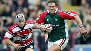 Martin Johnson (Lock) | Leicester Tigers