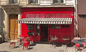 the best bars in paris with a map