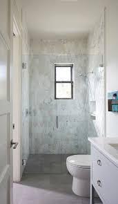 White Picket Shower Tiles Design Ideas