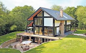 modern eco house designs uk design