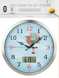Kids Wall Clock Modern Design Mechanism Home Cuckoo Clock Secret Stash Shabby Chic Saat Home Decor O Kids Room 50q052 Cat Wall Clock Cheap Big Wall Clocks From Bdhome 31 41 Dhgate Com