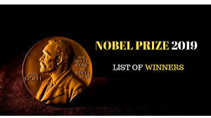 2019 Nobel Prize winners: Here's the complete list of winners ...