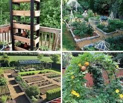 design ideas for a vegetable garden