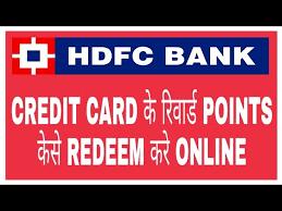 redeem hdfc regalia credit card points