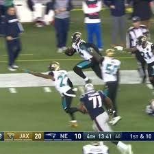 Myles Jack ruined a great Patriots trick play by ripping the ball ...