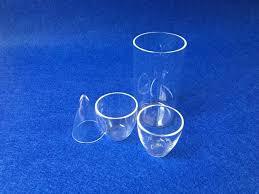 sio2 fused quartz glass labware