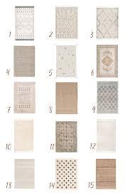 15 beautiful neutral area rugs kari